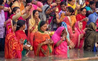 5 очень странных обычаев в Индии