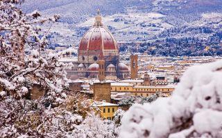 15 лучших мест в Италии зимой