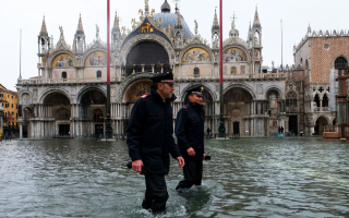 Грозит ли Венеции исчезновение