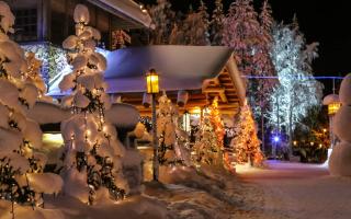 Где отдохнуть на Новый год — 2020 в Подмосковье