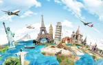 10 идей, куда поехать за границу в первый раз