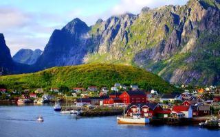 17 самых красивых мест в Норвегии