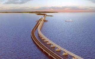 А что с Крымским мостом?