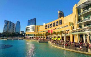 Дубай Молл — что посмотреть и что купить