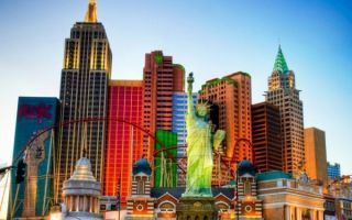 В Лас-Вегасе соорудят первый в мире умный город (фото)