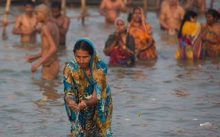 6 уникальных свойств воды из индийского Ганга