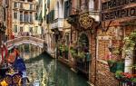 5 лучших мест Венеции