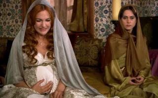 Как рожали детей наложницы султана