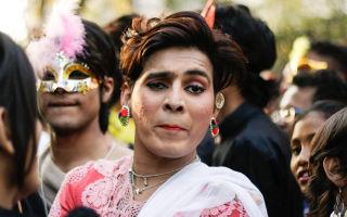 Жизнь мужчин нетрадиционной ориентации в Индии