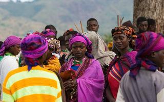 16 удивительных фактов об Эфиопии