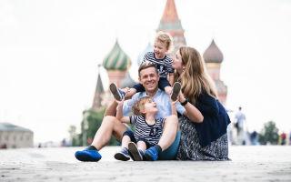 Куда сходить в Москве с детьми