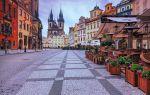 Лучшие места Праги за 3 дня