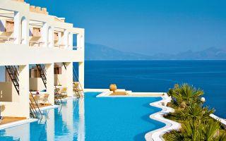 6 самых шикарных отелей в Греции