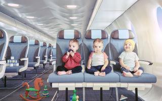 13 советов для длительного перелета с ребенком