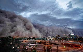 Самые разрушительные ураганы