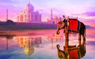 10 интересных мест в Индии