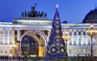 Где встретить Рождество-2020 в Санкт-Петербурге