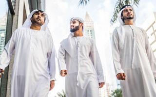 Почему арабы ходят в белом