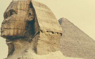 Почему в Египте ломали статуям носы