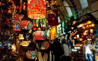 Едем в Стамбул на Новый год — 2020