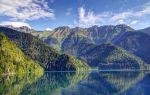 15 интересных мест Абхазии