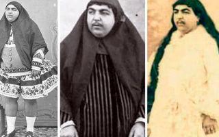Иранская принцесса оказалась мужчиной