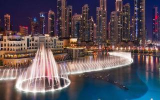 Что посмотреть в Дубае в первую очередь