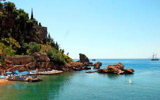 Анталья — пляжи, места, цены, погода