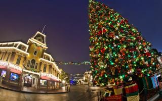 20 шикарных праздничных ёлок со всего мира