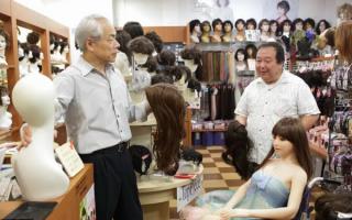 У японцев жёны-куклы вместо семьи