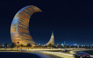 10 самых красивых зданий в ОАЭ