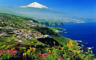 В какое время года лучше отдыхать на Тенерифе