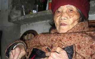 Хуан Ицзюнь родила ребенка, которым была беременна 60 лет