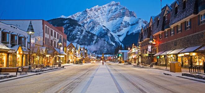 16 самых красивых мест в Канаде