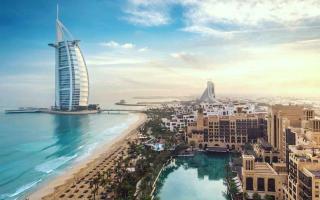 Какой будет погода в Дубае в декабре 2019 года