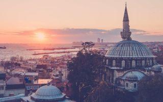 7 мест, куда обязательно сходить в Стамбуле