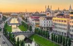Где в Казани можно отдохнуть и развлечься