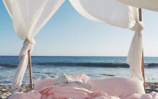 Где можно поспать в море под звездами