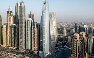 Скоро откроется новый самый высокий в мире отель в Дубае