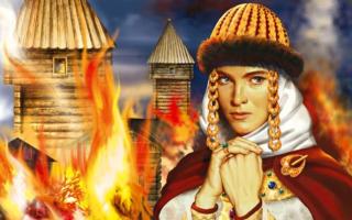 Судьба русских княгинь, попавших в плен к татарам