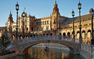 17 лучших мест в Испании зимой