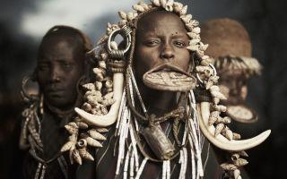 Страшно красива! Стандарты красоты разных народов