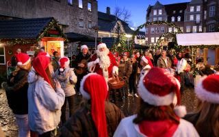 7 странных новогодних традиций в мире