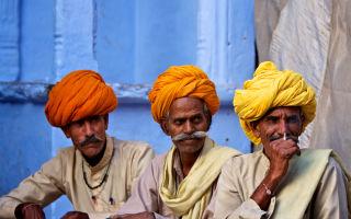 Зачем в Индии носят по двое трусов
