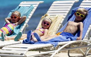 Интересный отдых с детьми за границей