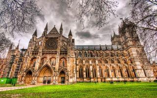 Вестминстерское Аббатство — основная святыня Англии