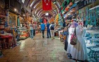 Лучшие места для шопинга в Турции