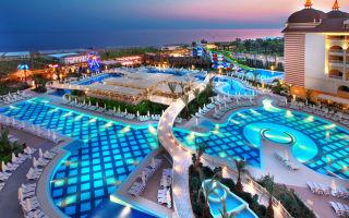 7 самых необычных отелей Турции