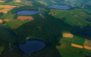 Опасное озеро Лаахер-Зе — под Европой может рвануть