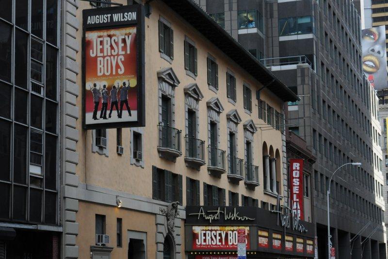 Театр на Бродвее